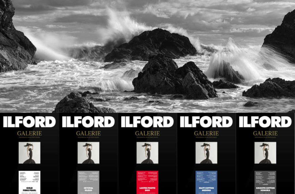 Ilford stellt fünf neue Medien vor