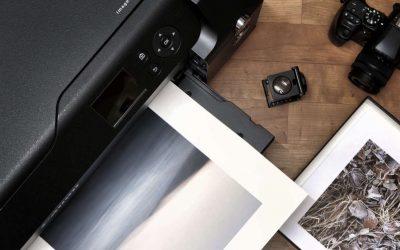 Wieviel DPI Auflösung benötigt der Inkjetdruck?