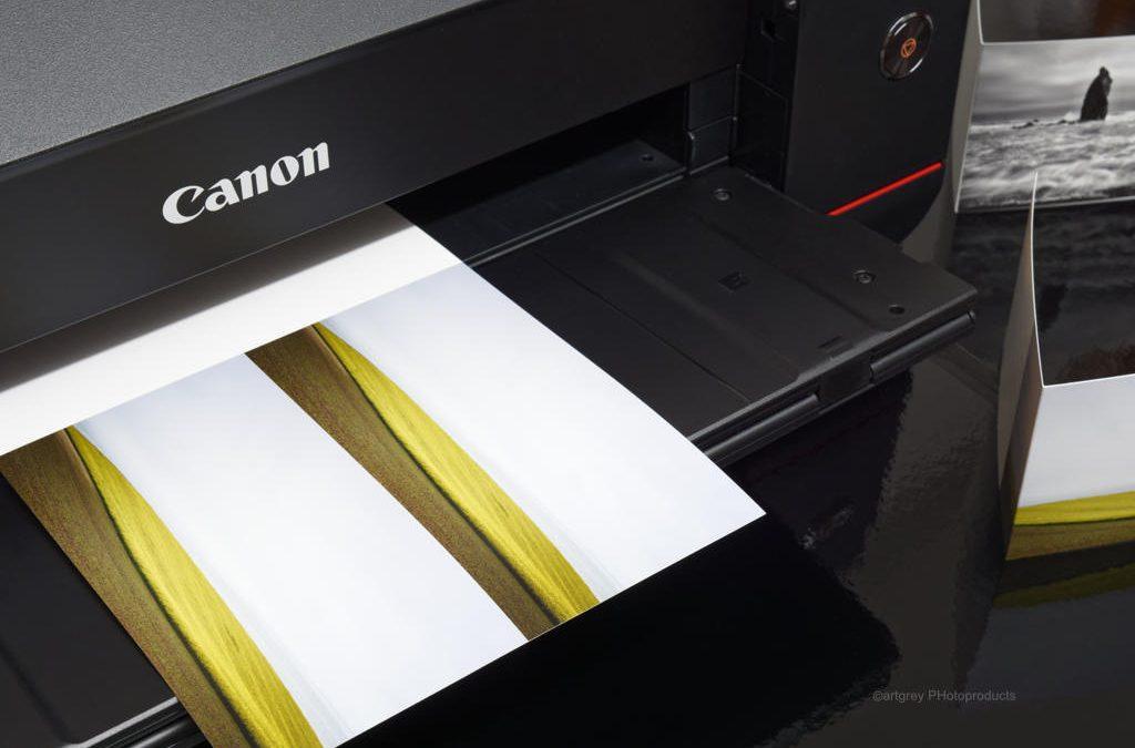 Kartendruck mit dem Canon PRO 1000