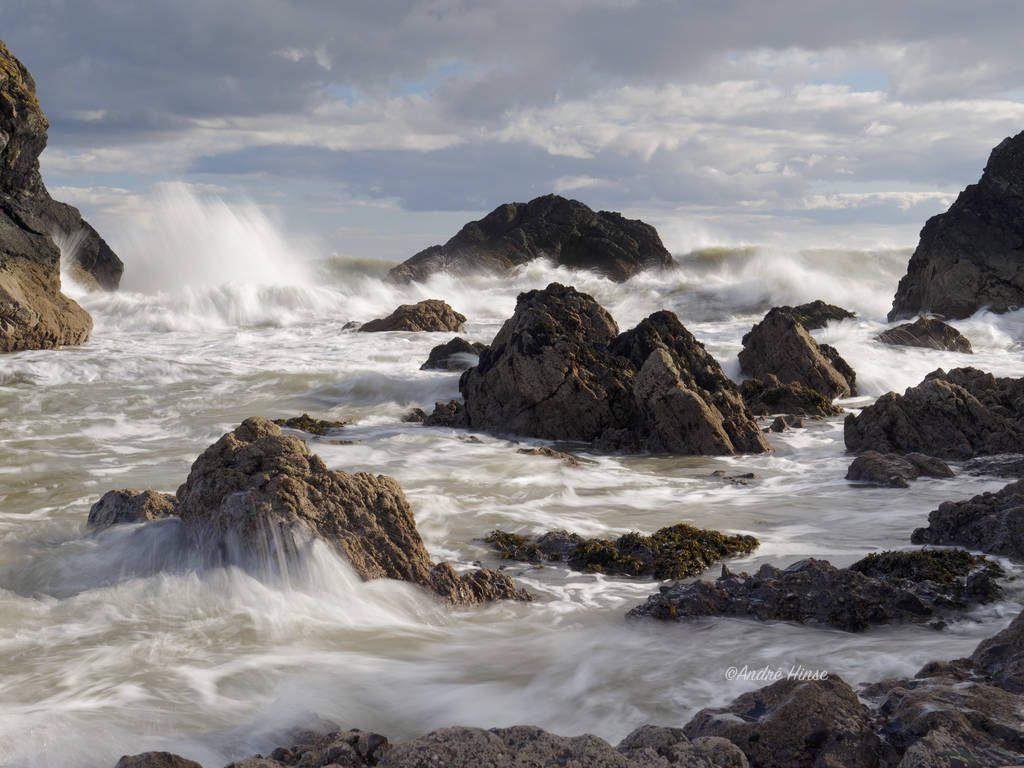 Landschaftbilder werden von den Canon PRO-Modellen tonwertreich gedruckt.