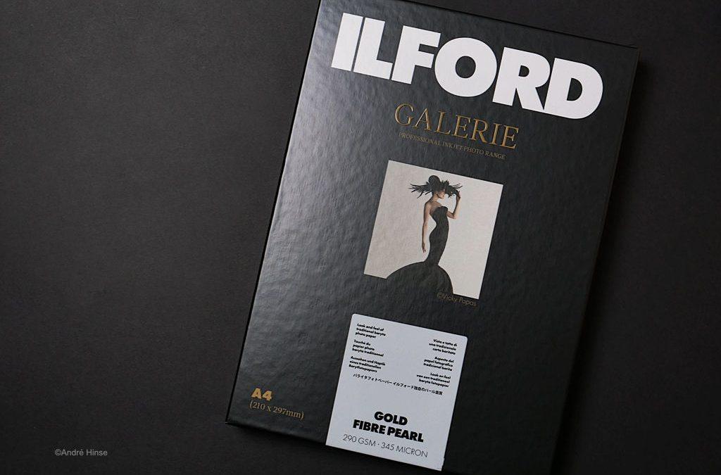 Ilford Gold Fibre Pearl