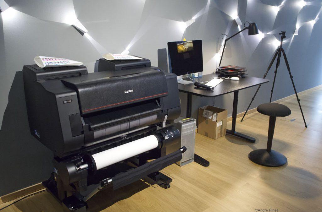 Canon stellt neue Generation Drucker vor
