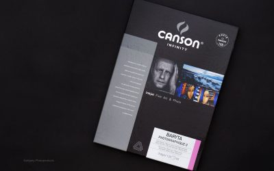 Canson Baryta Photographique II