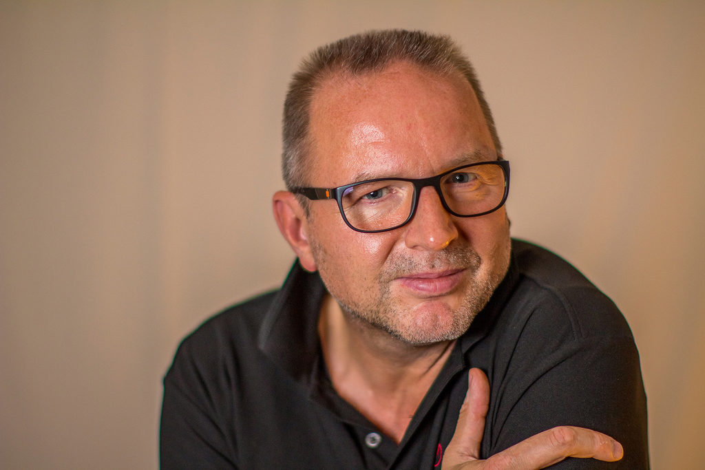 Portrait von Ralf Larmann