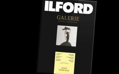 Ilford stellt das Gold Fibre RAG vor