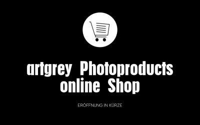 Eröffung des artgrey Photoproduct Onlineshops