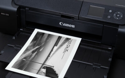 Der Canon PRO 300 in der Praxis