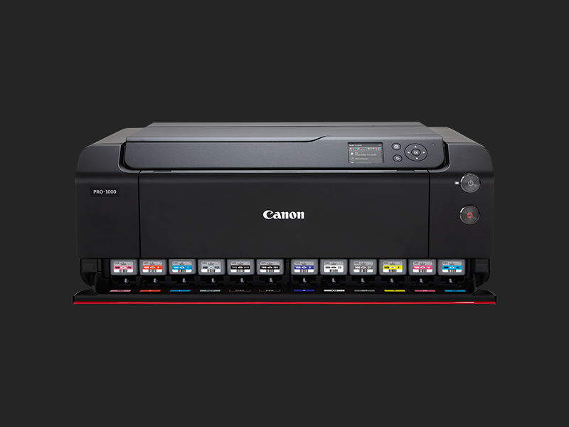 canon pro 1000 tintenfach